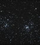 NGC 869 a NGC884