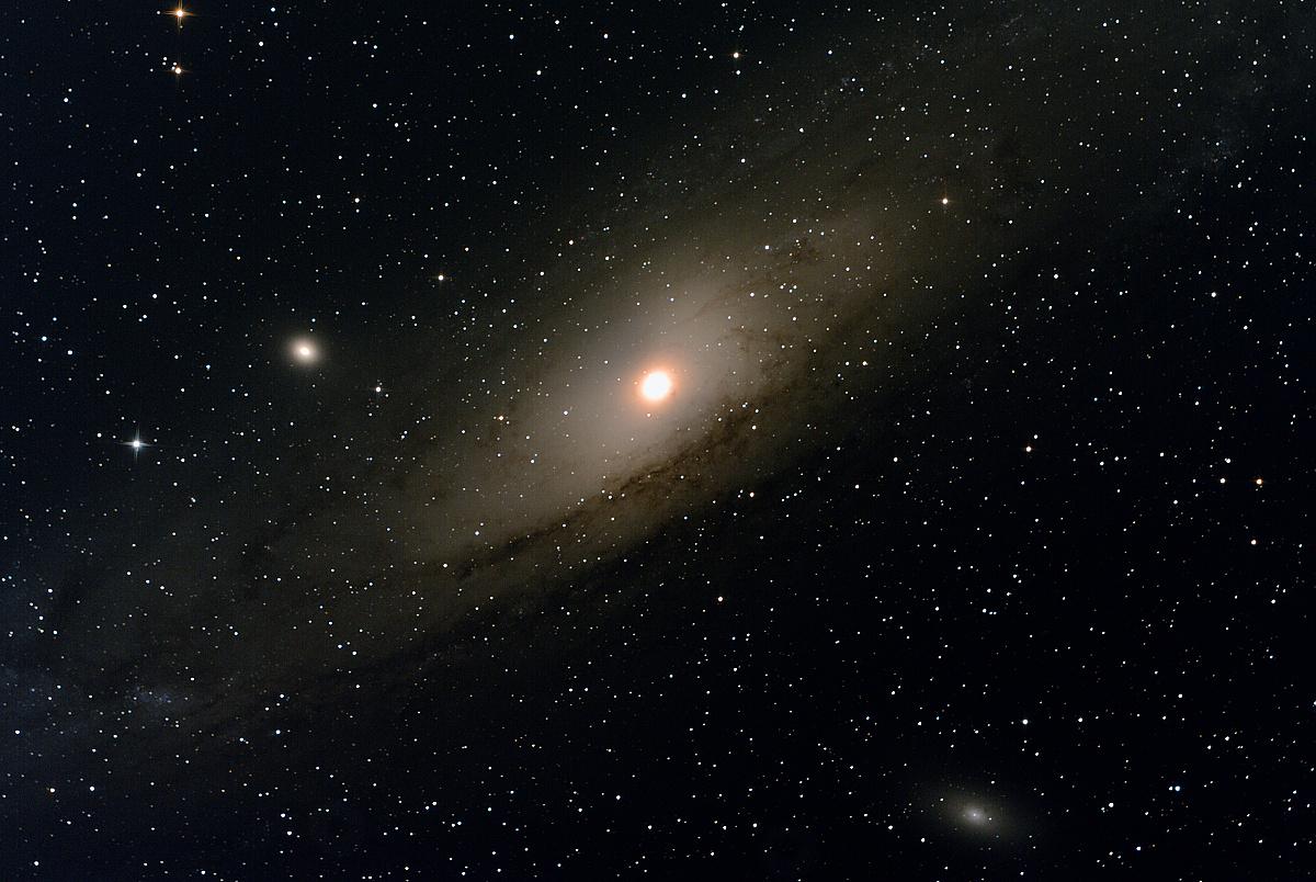 M31, M32 a M110