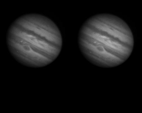 Jupiter 200315 spektroskop