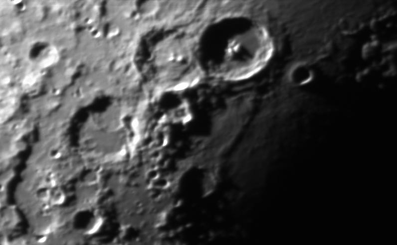Měsíc detail 02.10.15